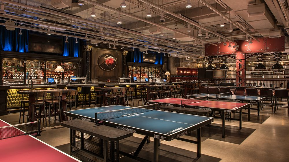 Image result for ping pong bar in philly Ping pong bar
