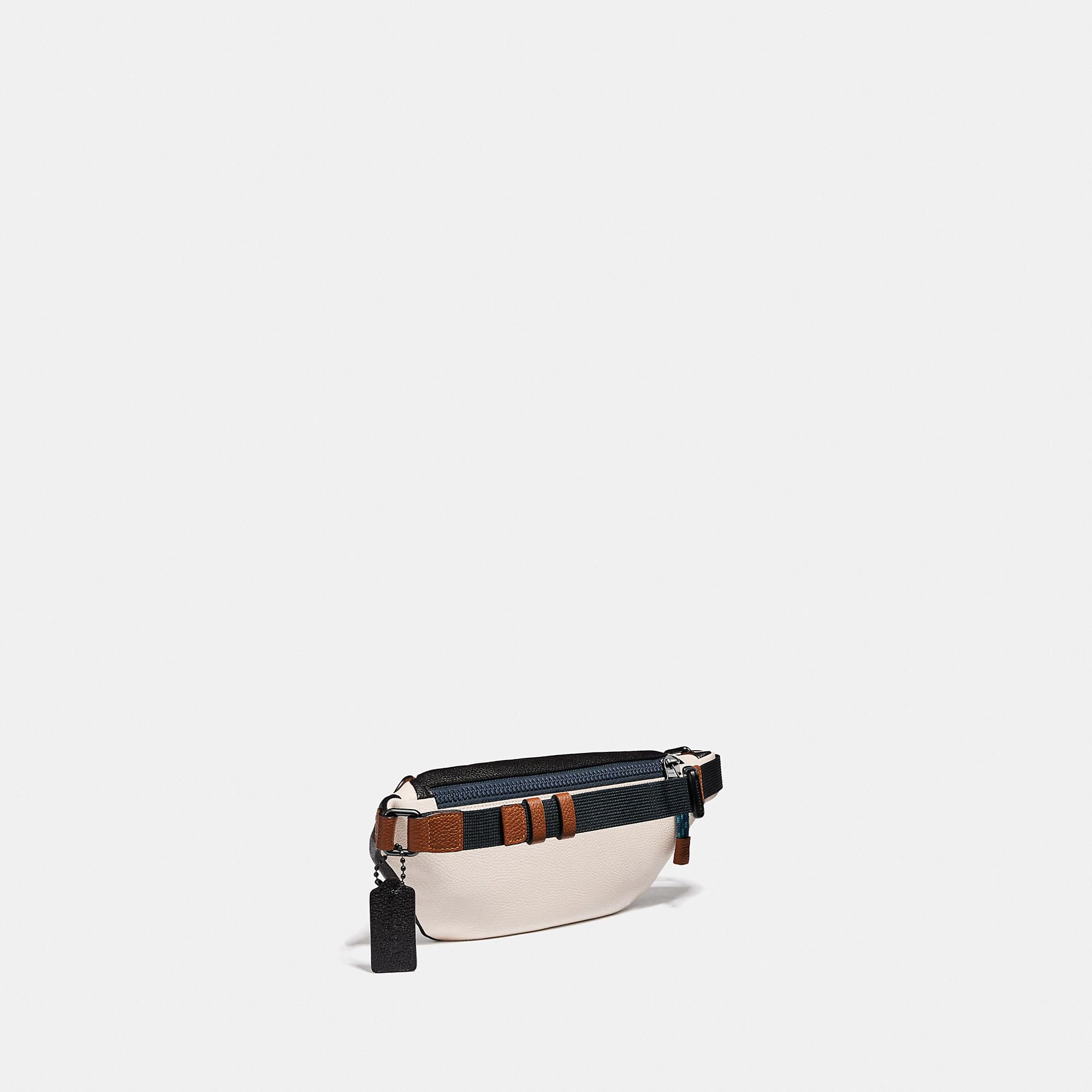 Belt bag 40 with coach print   Coach belt, Bags, Luxury bags