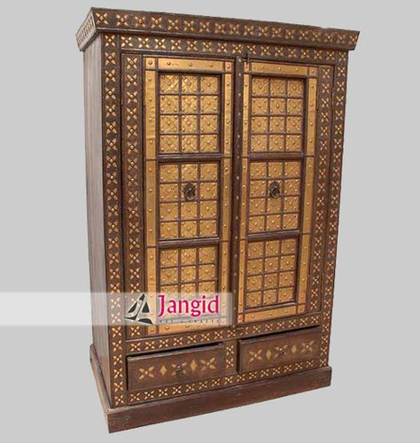 Traditional Indian Hotel Furniture, Indian Wooden Traditional Cart Wardrobe  Please Contact Us For More Similar Ready Products Www.jangidart.co.in Eu2026 ...