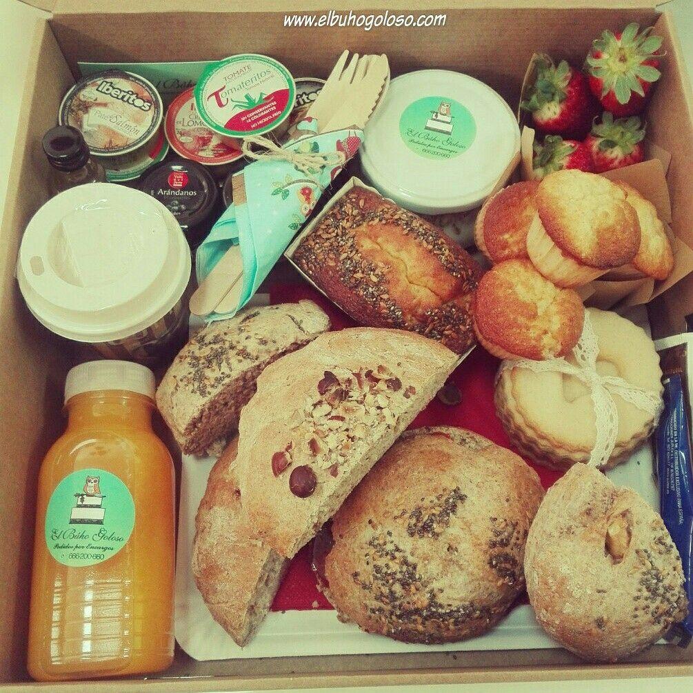 #desayunos #breaksfast #athome #regalos #buho #adomicilio #idea