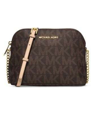 MICHAEL Michael Kors Cindy Large Dome Crossbody  94059c2fa03