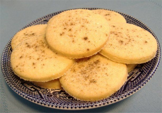 Cardamom is a much-loved spice used in Scandinavian baking.  These cookies make good use of it.  Bake up a batch now to enjoy with your favourite ice cream or alone, with a glass of milk.