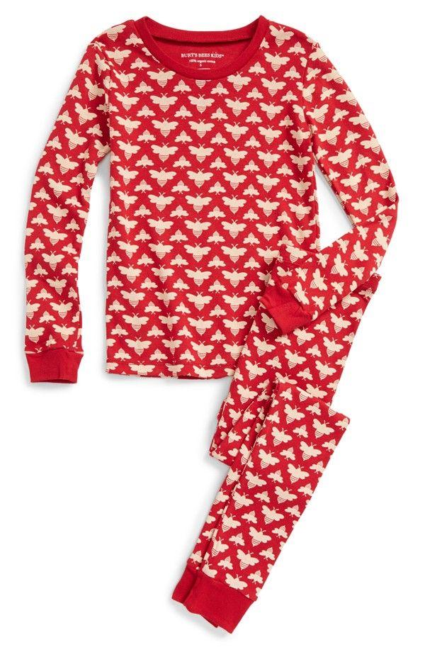 6f14e7096 Cloud  Two-Piece Organic Cotton Pajamas (Toddler Girls