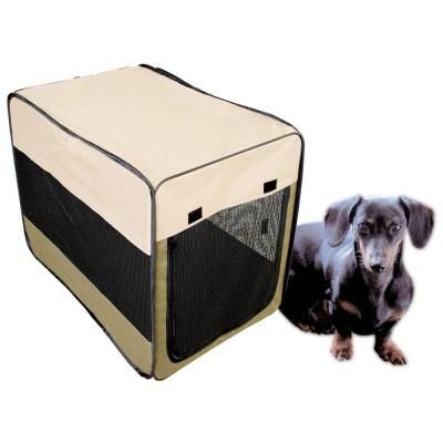 Sportsman Portable Pet Kennel For Small Size Dogs Pet Kennels