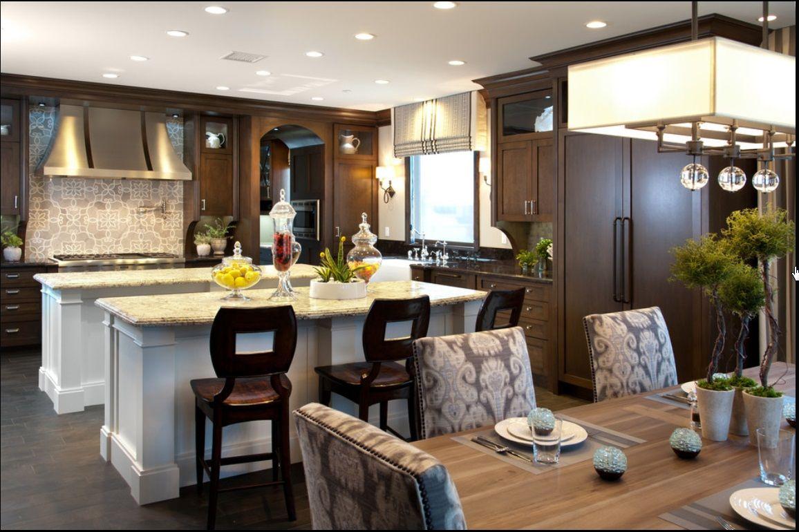 Delicieux Dark Cabinets Kitchen Interior Designs By Robeson Design