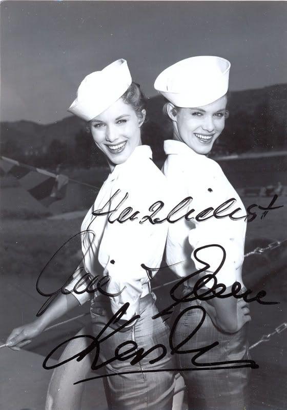 Alice and Ellen Kessler
