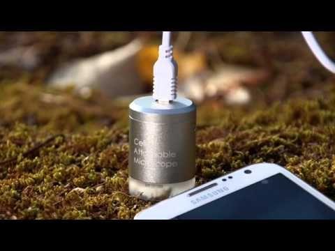 스마트폰 현미경 카메라, 자연 습지 생태 편, smartphone microscope camera,jpk cam,