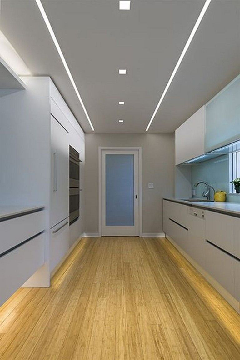 63 Awesome Modern Led Strip Ceiling Light Design Page 19 Of 64 Ledkitchenceilinglights Plafonnier Cuisine Design Eclairage Interieur Eclairage Plafond