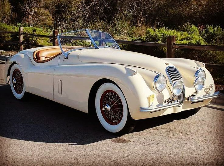 OTOBOOK / AUTOBOOK on Instagram: 1954 Jaguar XK120 Roadster #jaguar #classiccars #roadster #carphoto #instagram #instacar #car #cars #araba #klasik #classic #otomobil #oto