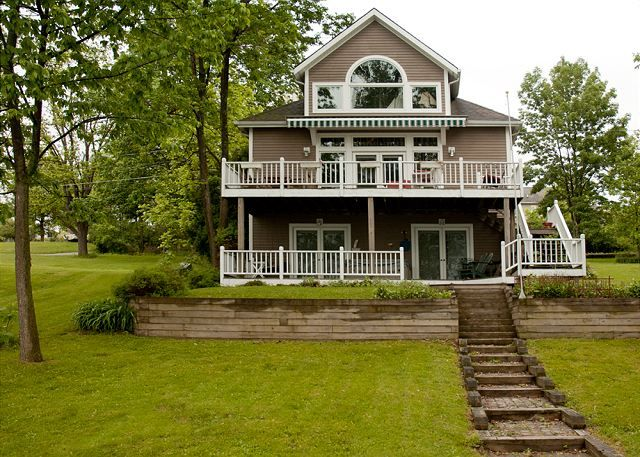 Canandaigua Lake Vacation Rentals The Hudson House Finger