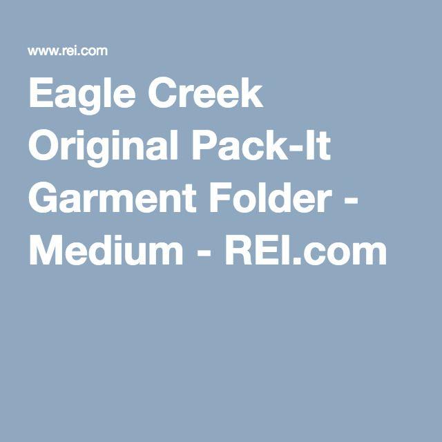Eagle Creek Original Pack It Garment Folder Medium Eagle Creek Eagle The Originals