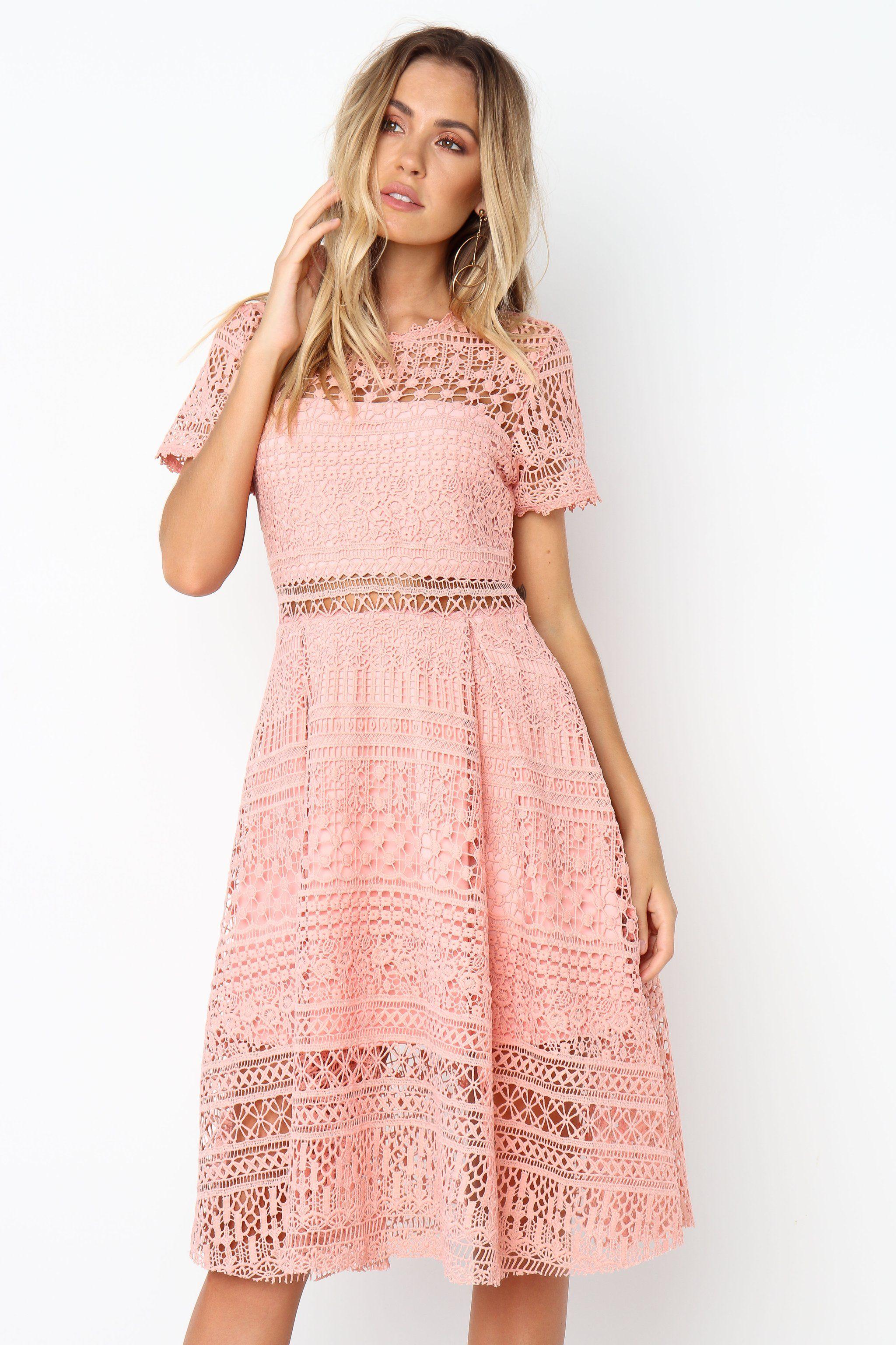 Ishana Dress - Blush | Fashion Wishlist | Pinterest
