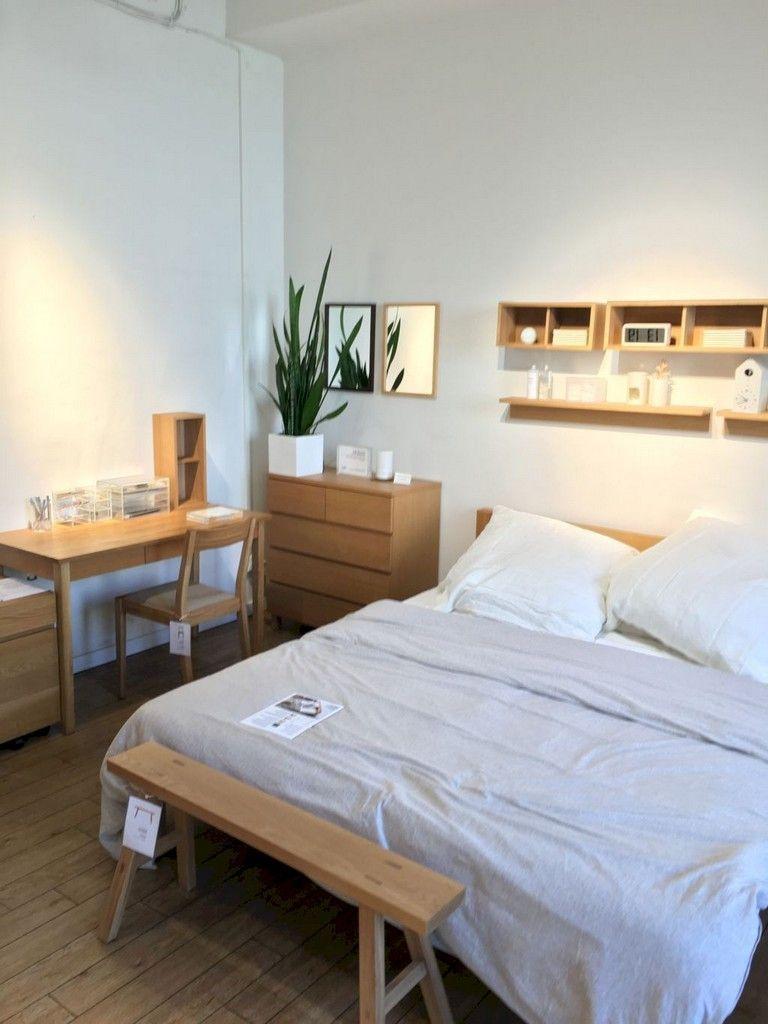 45 Cozy Minimalist Bedroom Ideas On A Budget Bedroom Interior