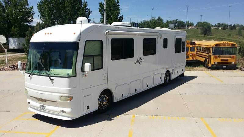 2004 Alfa See Ya 40fd For Sale By Owner Colorado Springs Co Rvt Com Classifieds Colorado Diesel Rvs For Sale