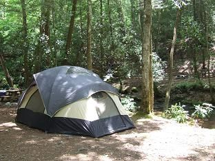 ENOTA Tent C&ing adult tenting on the stream & ENOTA Tent Camping: adult tenting on the stream | camping adult ...