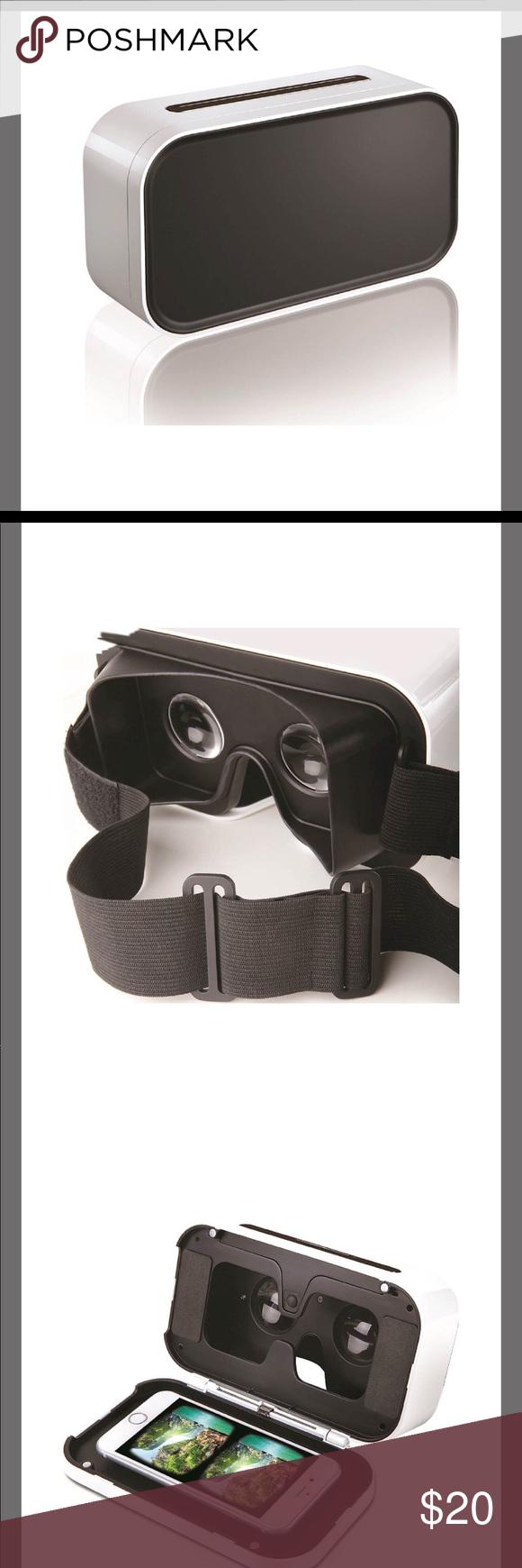 Sharper Image Virtual Reality Viewer 360 Degree Nwt Virtual
