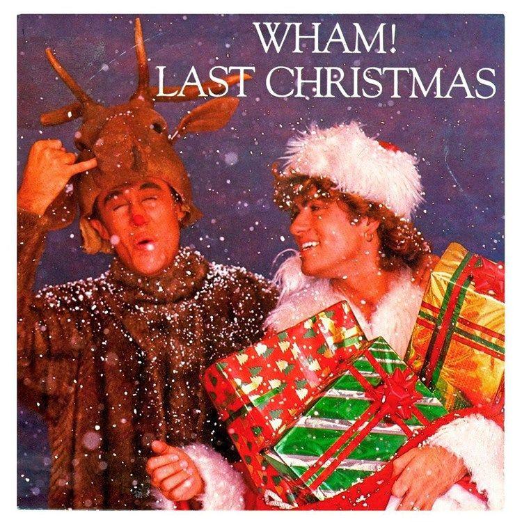 Wham! - Last Christmas(1984)歌詞 lyrics《經典老歌線上聽》