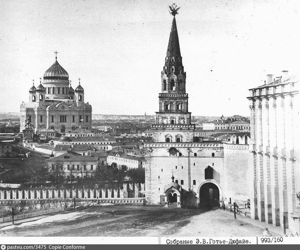 Старейшие фотографии Москвы – varlamov.ru | Москва, Россия ...