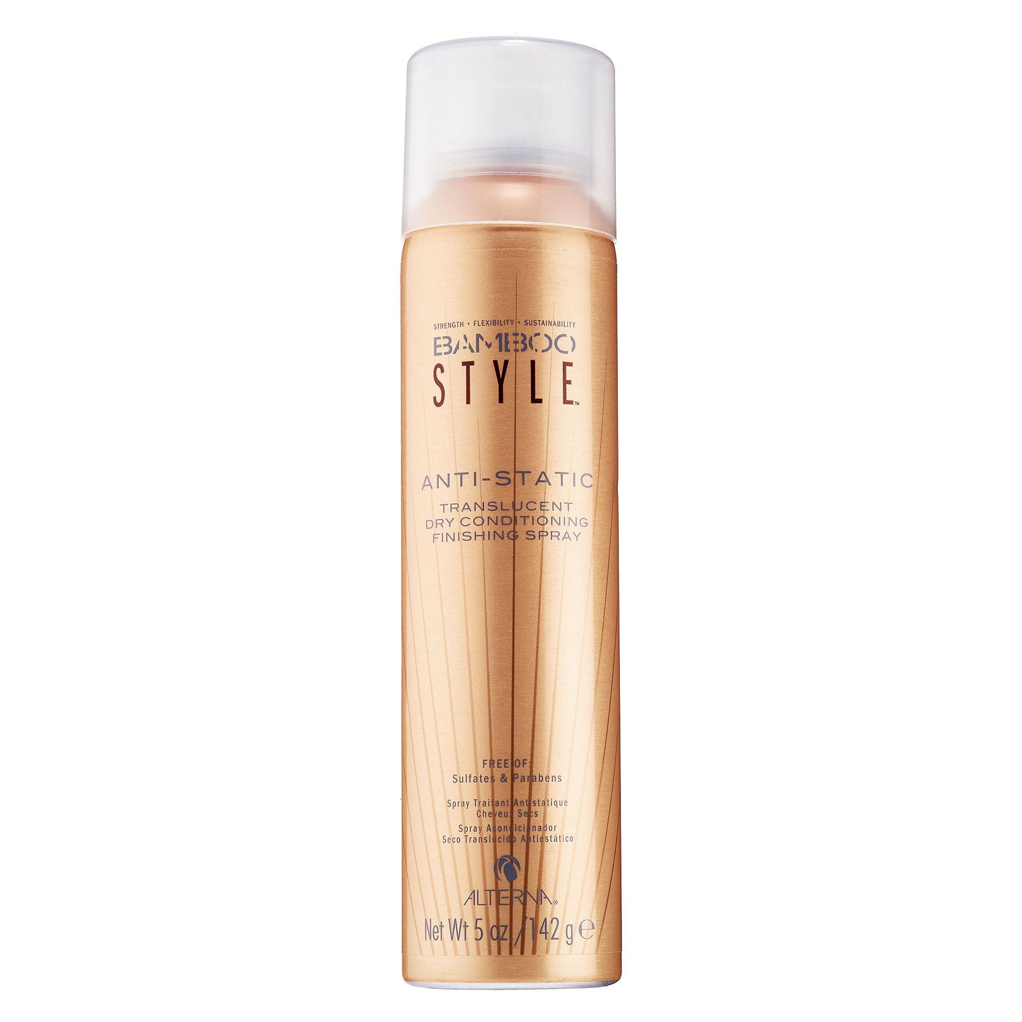 Bamboo Style Anti Static Translucent Dry Conditioning Finishing Spray Alterna Haircare Sephora Finishing Spray Natural Hair Spray Bamboo Hair Products