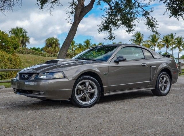 Ebay 2002 Ford Mustang Gt Leather 1 Owner 26k Miles Florida Car Clean Carfax New Tires
