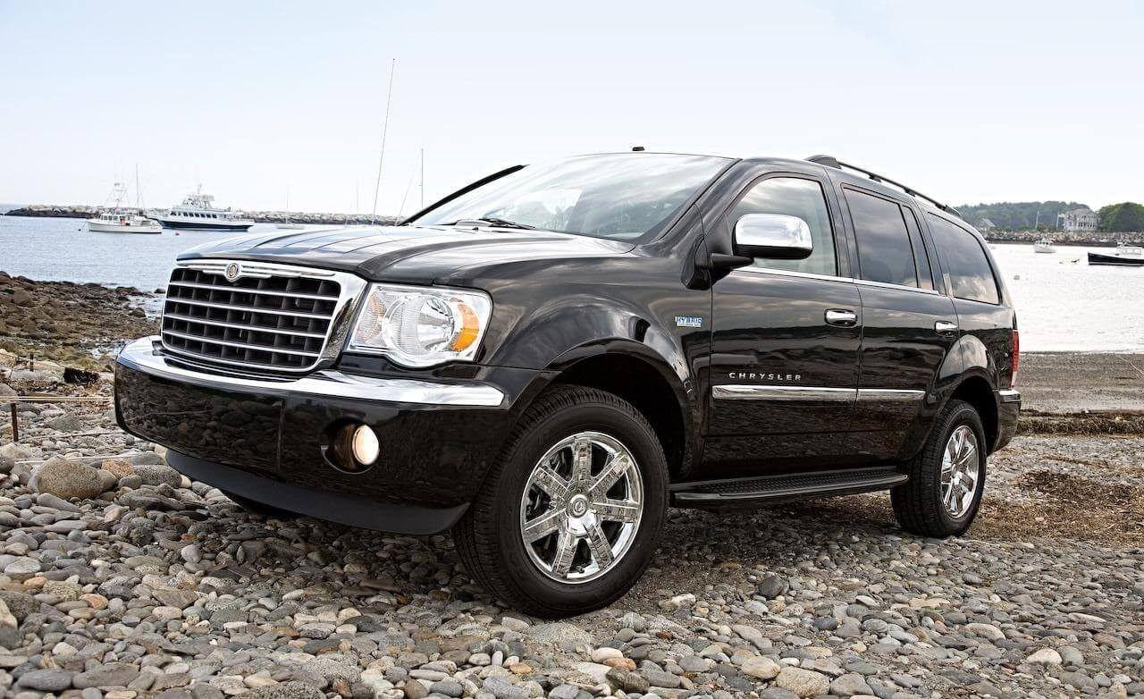 2020 Chrysler Aspen Release