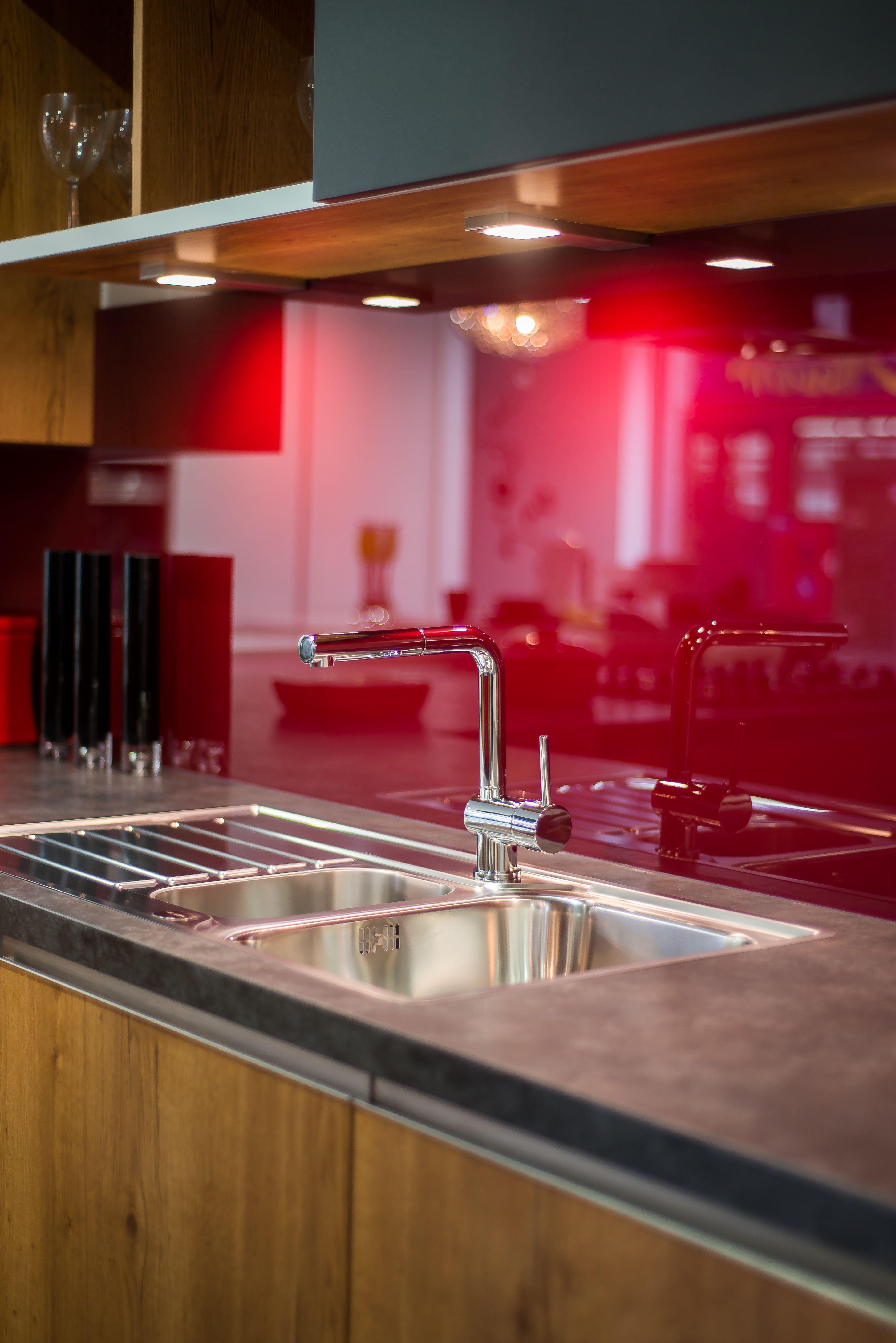 latest designer kitchen. Our Latest Designer Kitchen Display  ARCOS 130 In COGNAC And NANO BLACK