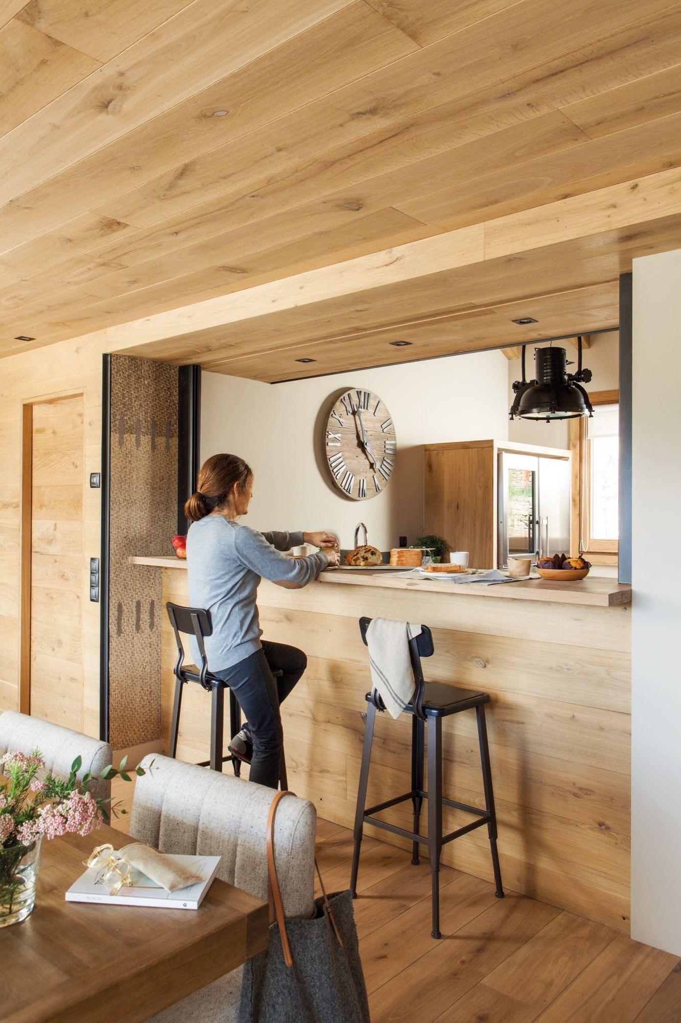 MG 8511. cocina en madera en una casa rustica | Cocina | Pinterest ...