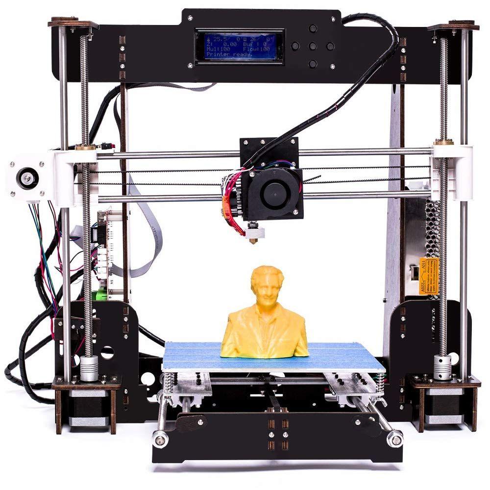 3D Printer, Perfectink A8W5 Pro High Precision LCD Screen