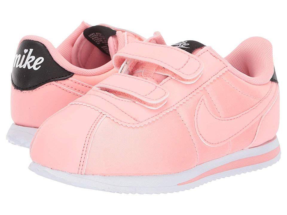best service f0d4d c18b1 Nike Kids Cortez Basic TXT V-Day (Infant/Toddler) Girls ...
