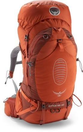 Osprey Atmos 65 Ag Ex Pack Backpacking Gear Hiking Gear Osprey Atmos