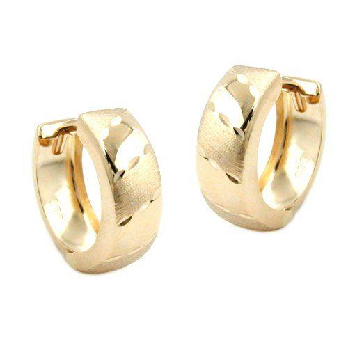 Creole, vorn matt diamantiert, 9Kt GOLD Dreambase http://www.amazon.de/dp/B00I4VQYQG/ref=cm_sw_r_pi_dp_3zC7tb1N7R31K