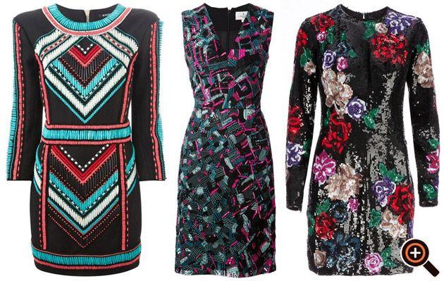 Ausgefallene Kleider 2015 - Cocktailkleider, Abendkleider ...