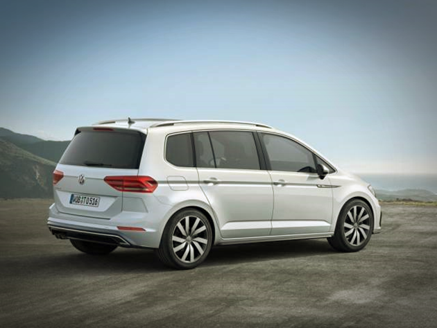 New Vw Touran 2019 Model Release Car 2019 Volkswagen Touran Volkswagen Vw Sharan