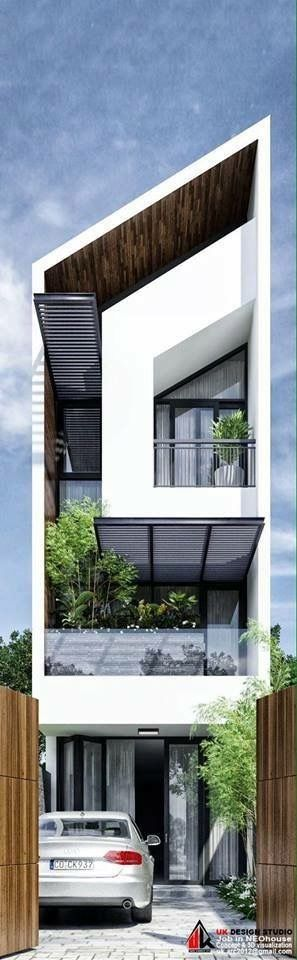 Pin de Bart Baird en Houses Pinterest Fachadas, Arquitectura y - fachadas originales