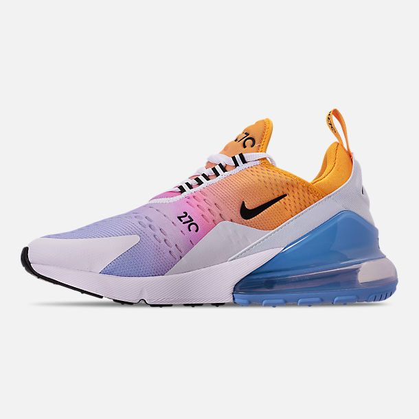 reputable site 6134a f7af3 Nike Air Max 270 Summer White/Total Orange - pinphotos.info