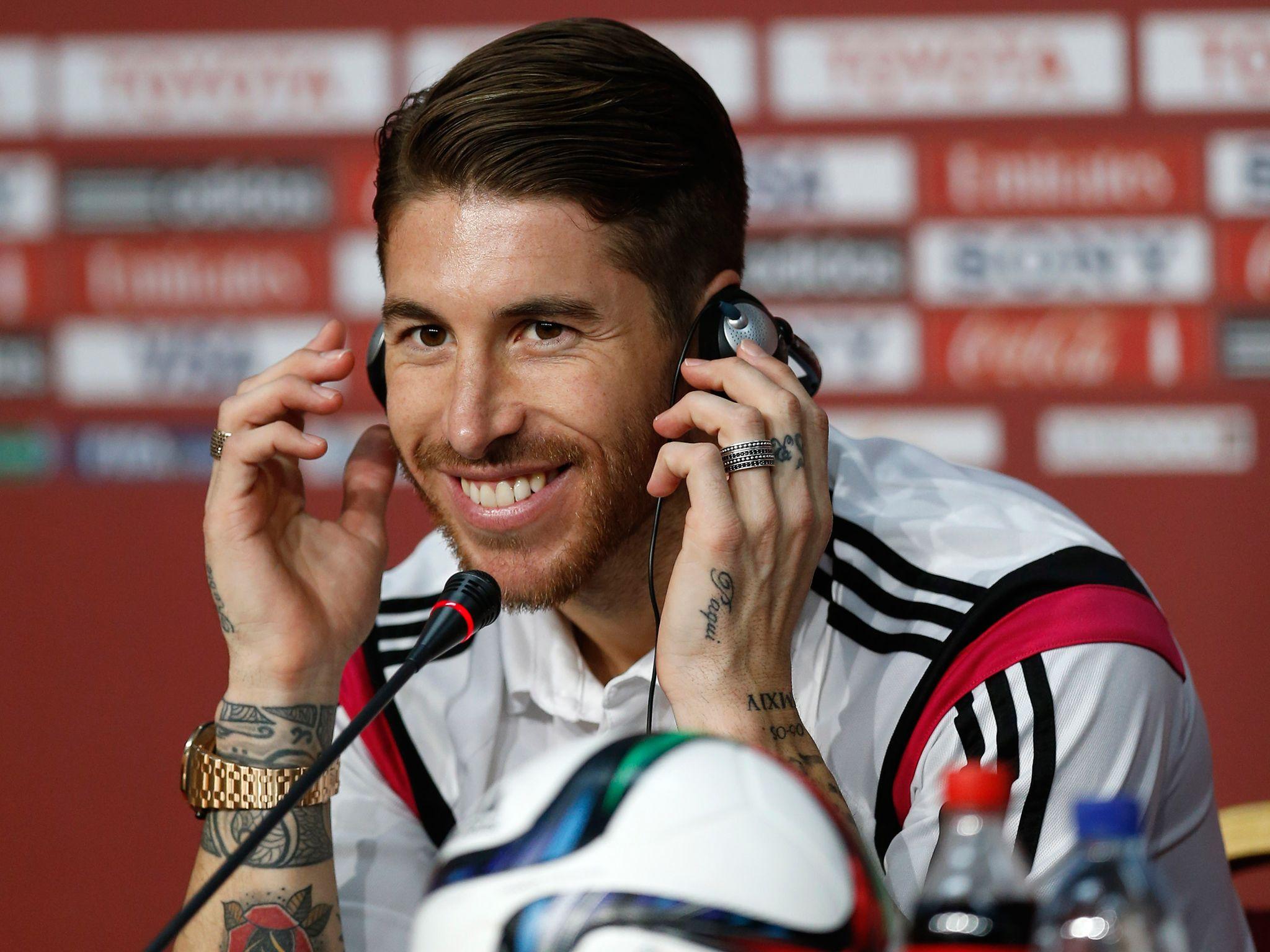 Sergio Ramos transfer latest Real Madrid defender drops