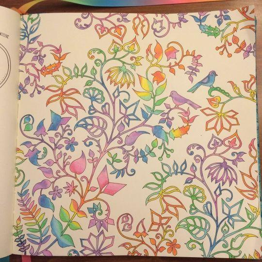 Johanna Basford Colouring Gallery Enchanted Forest Coloring Book Enchanted Forest Coloring Johanna Basford Coloring