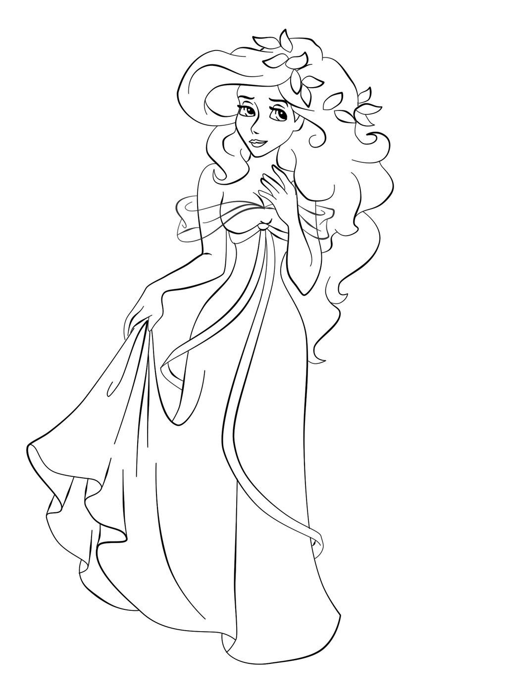 Ariel as Giselle Mermaid Pinterest Ariel
