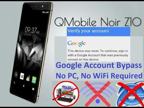 How To Bypass Google Account On Qmobile No PC, No WiFi