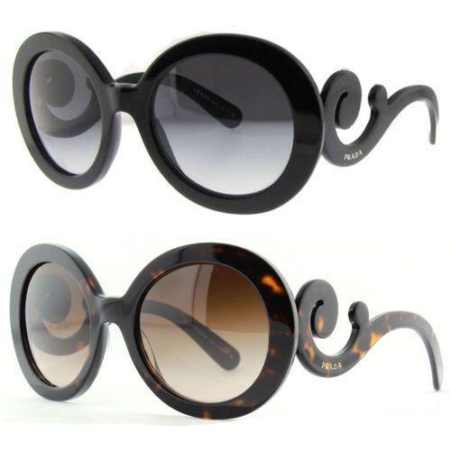 Prada-SPR-27N-Baroque-Swirl-Womens-Sunglasses-Black-and-Havana