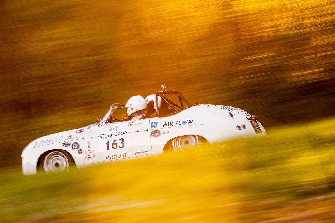 1954 Porsche 356 A 1500 Carrera GT Speedster