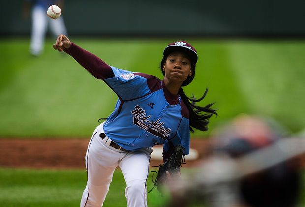 Mo'ne Davis' 2-hit shutout and Taney's 4-0 win over big-hitting Tennessee club a joy to watch | PennLive.com