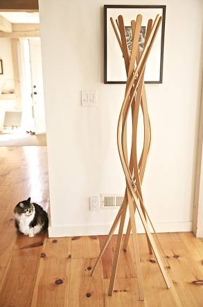 Pretty Awesome Coat Rack From Dwr 95 Http Newyork Craigslist Org Mnh Fuo 4654264321 Html Warm Wood Mid Century Modern Style Pearsall