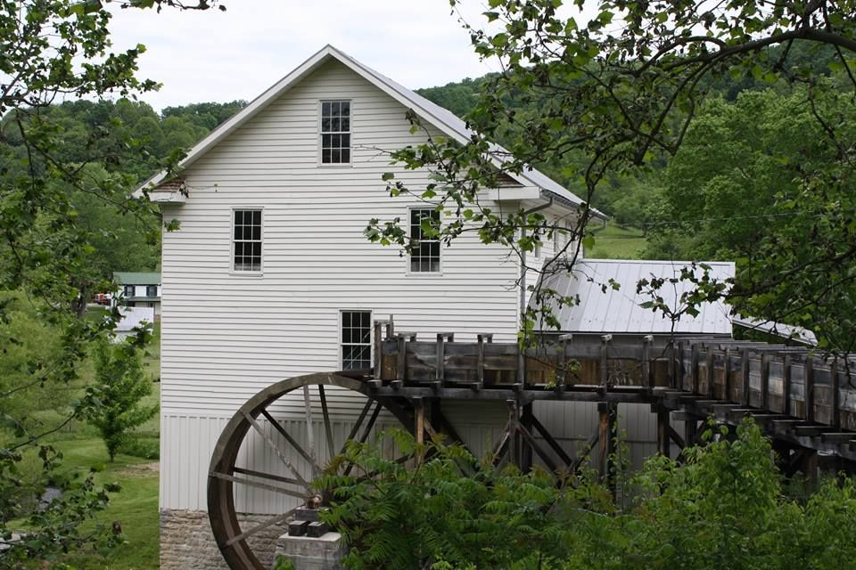 White's Mill Abingdon, Virginia. Photo by Brenda Lindsey
