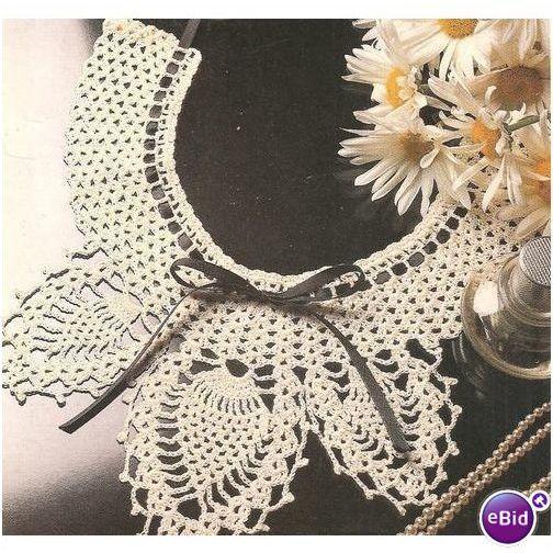 Crochet Collar Pattern Collar Crochet Collar Pattern Collar