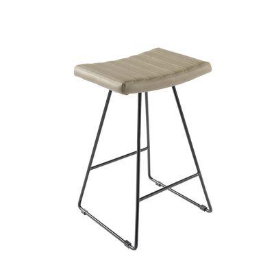 Miraculous Blake Bar Stool Stone 39 Kitchen And Dinning Retro Bar Short Links Chair Design For Home Short Linksinfo
