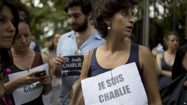 Je suis Charlie Yo soy Charlie Buenos Aires