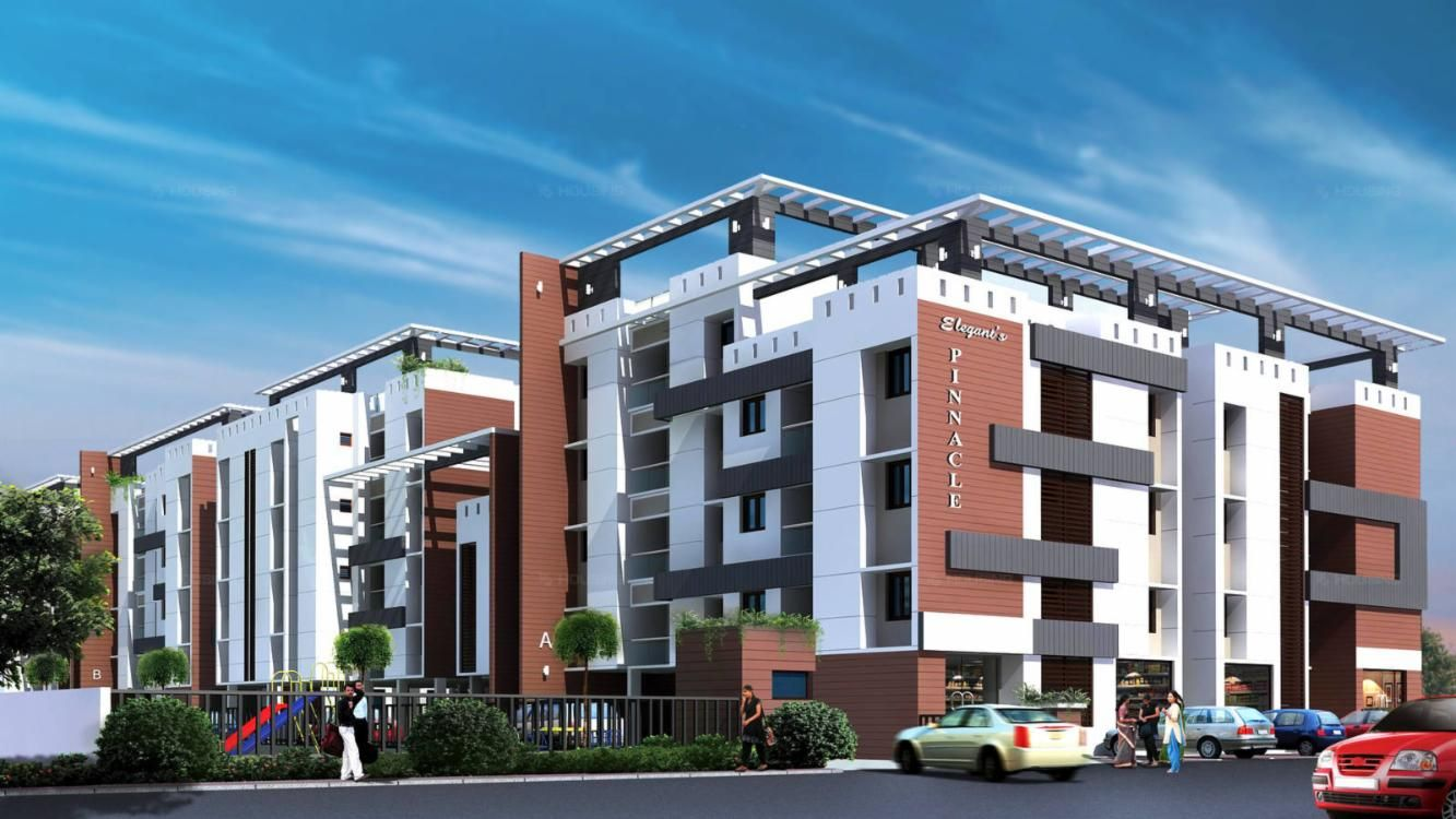 Elegants Pinnacle An Apartment Project Semmenchery Chennai By Elegant Constructions Buy Your Budget Apartmen Apartment Projects Apartment Budget Apartment