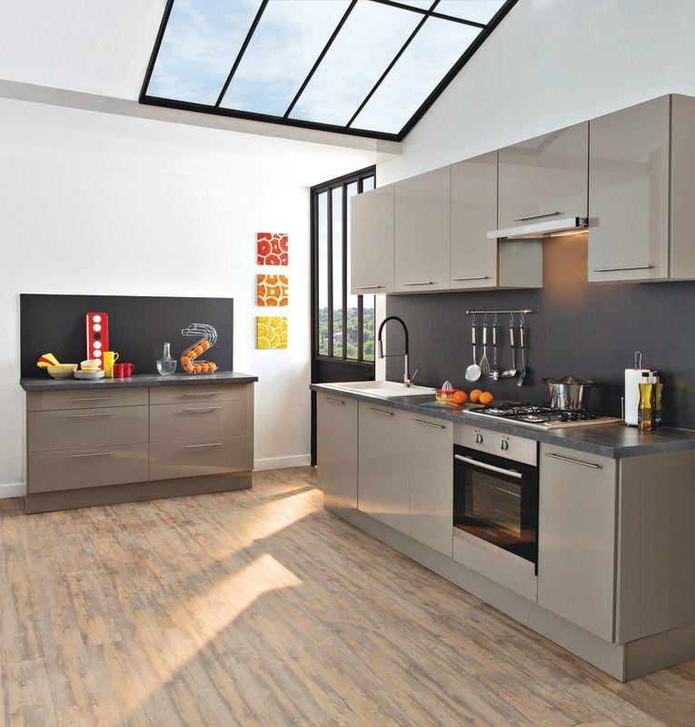 Sol vinyle pour la cuisine, comment le choisir et l\u0027installer - Pose Pave De Verre Exterieur