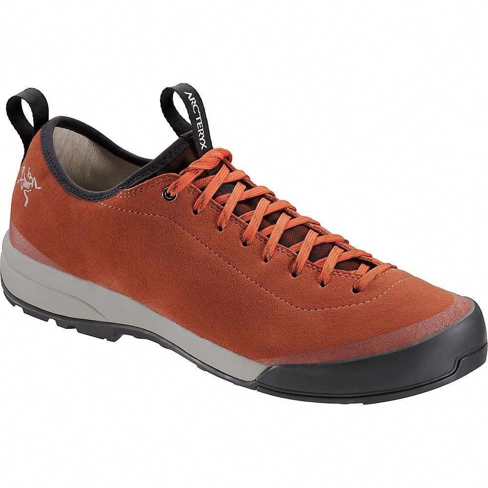 Arcteryx Men S Acrux Sl Leather Approach Shoe Hikingshoes Hiking Shoes Mens Dress Shoes Men Best Hiking Shoes